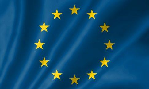 EU(欧州連合)国旗
