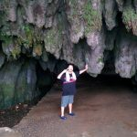 千仏鍾乳洞の入り口