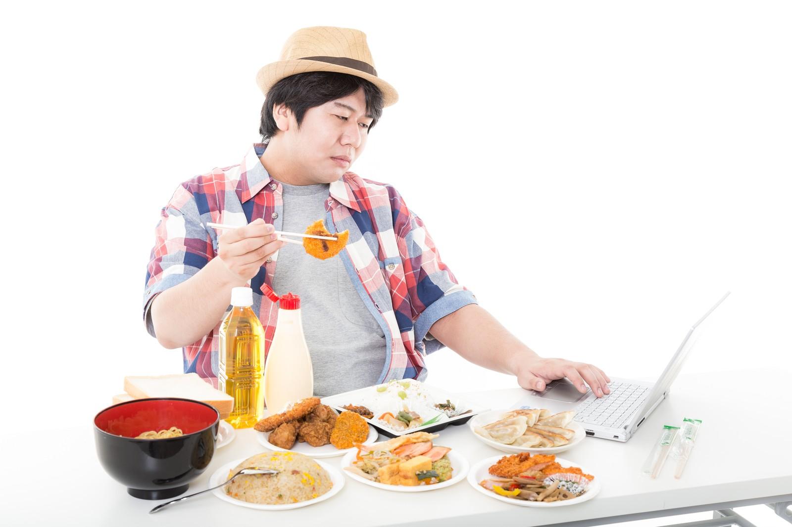 コレステロール値の高い食事