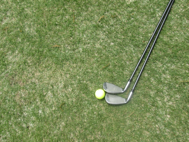 ゴルフクラブのアイアン
