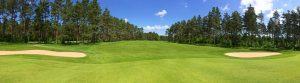 ゴルフのコース