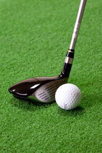 ゴルフクラブのスプーン