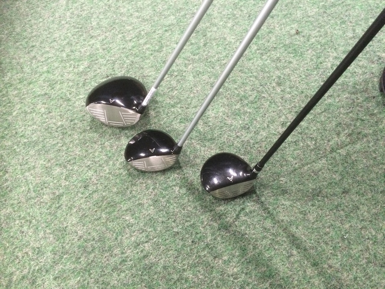 ゴルフクラブのウッド